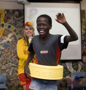 Surf Lifesaving Qld Multicultural education program